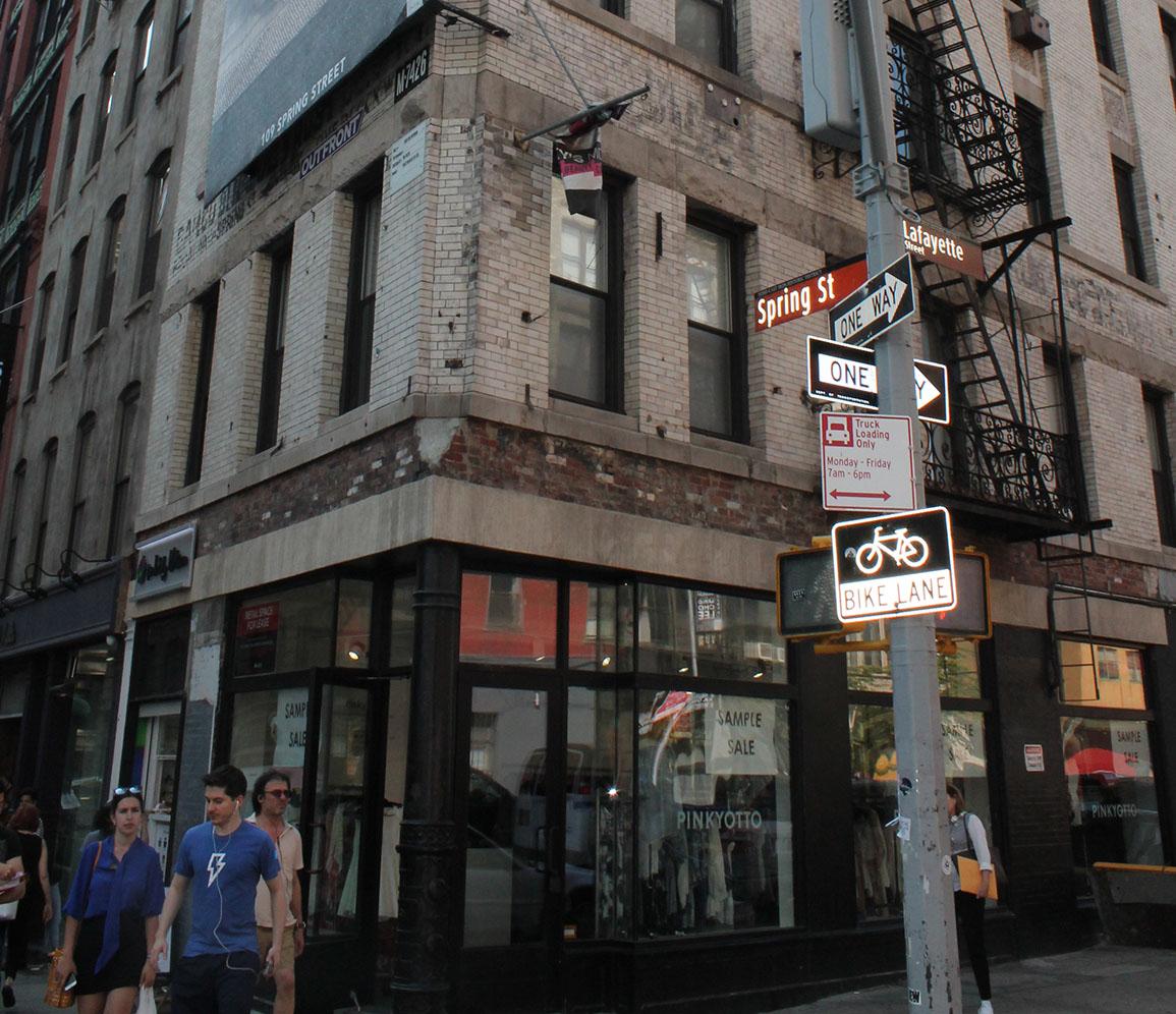 63 Spring Street